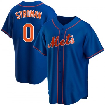 Replica Marcus Stroman Youth New York Mets Royal Alternate Jersey